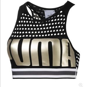 Puma- Mid Impact Women's Bra Top